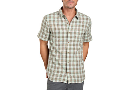 Toad & Co. Airscape Short Sleeve Shirt - Men's