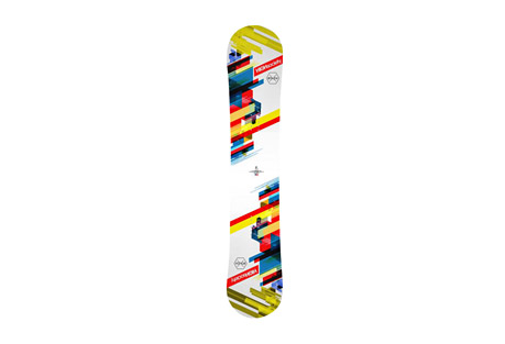 High Society Gromzai Snowboard