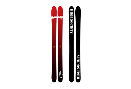 High Society FRC Skis Alpine