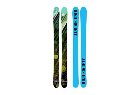 High Society Vixen Skis - Women's
