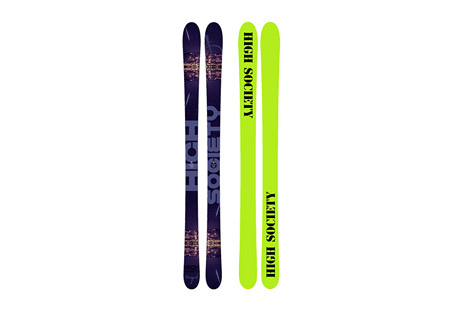 High Society Berzerk Skis