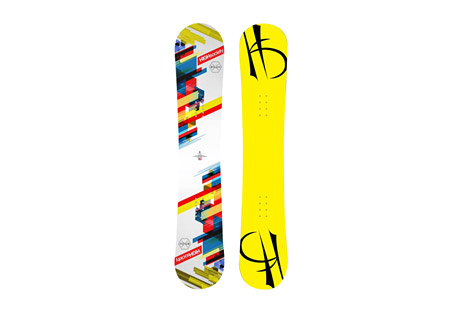 High Society Bonzai Snowboard