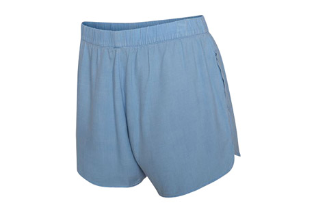 Hurley High Waisted Woven Beachrider Shorts - Women's