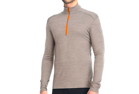 Icebreaker Oasis Long Sleeve Half Zip - Men's
