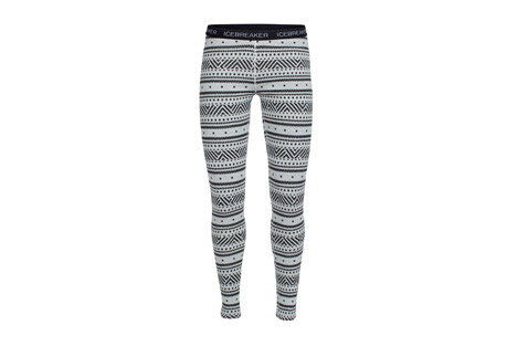 Icebreaker Vertex Leggings Fairisle - Women's