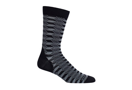 Icebreaker Life Ultra Light Crew Slope Socks