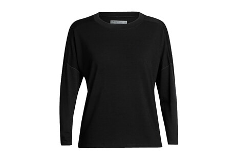 Icebreaker Cool-Lite Kinetica Long Sleeve Crewe - Women's