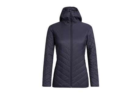 Icebreaker Merino Hyperia Hooded Jacket - Women's