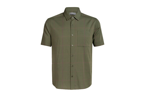 Icebreaker Merino Compass SS Shirt - Men's