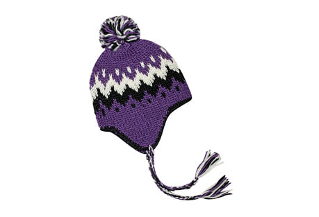 Icewear Vík Woolen Hat With Ear Flaps