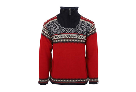 Icewear Bergen Lined Wool Sweater Nordic Style - Men's