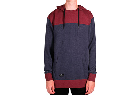 Imperial Motion Upper Hooded Henley - Men's