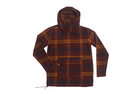 Imperial Motion Silo Heavyweight Anorak Flannel - Men's