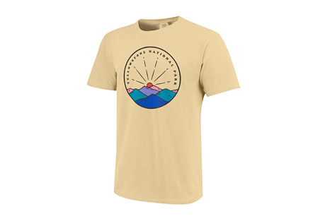 Image One Yellowstone Canyons T - Men's