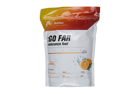 INFINIT :GO FAR Orange Endurance Fuel - 18 Servings