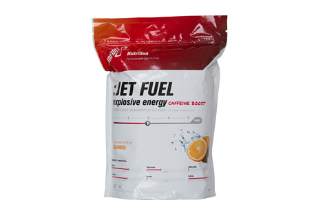 INFINIT :JET FUEL Orange w/Caffeine - 22 Servings