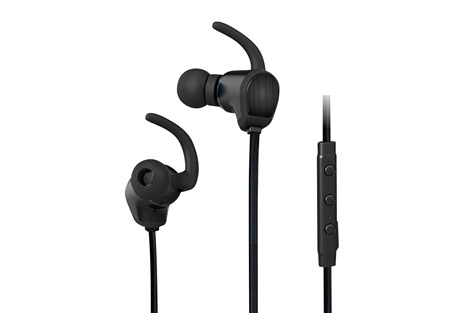 Jarv NMotion Exceed Stereo Sport Wireless In-Ear Bluetooth Headphones