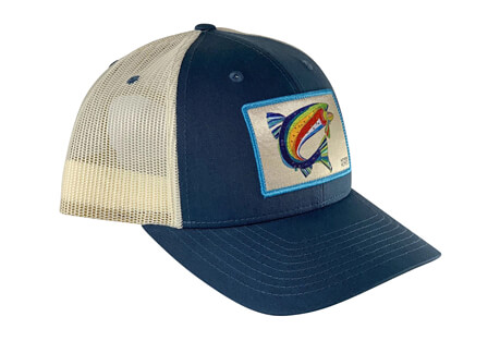 Katherine Homes Greenback Cutthroat Trout Baseball Hat