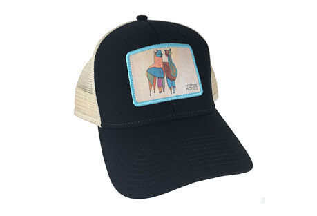 Katherine Homes Guanacos Baseball Hat