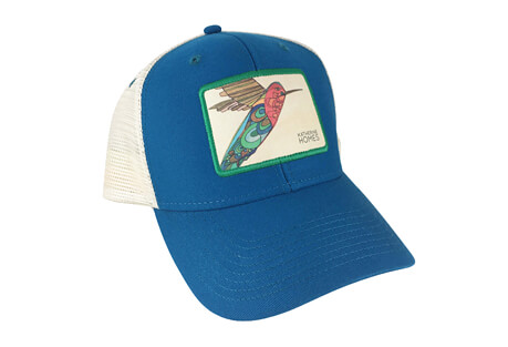 Katherine Homes Hummingbird Baseball Hat