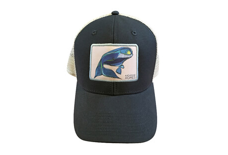 Katherine Homes North Atlantic Right Whale Baseball Hat