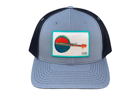 Katherine Homes Banjo Baseball Hat