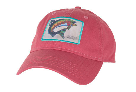 Katherine Homes Greenback Cutthroat Trout Hat