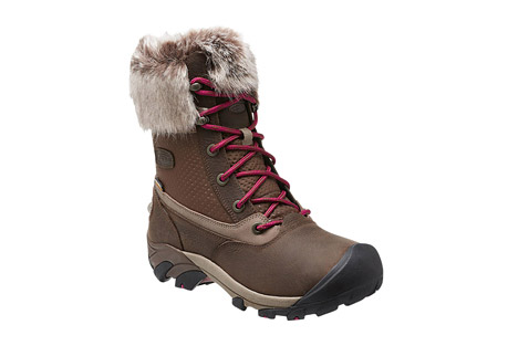 KEEN Hoodoo III Low WP Boots - Women's