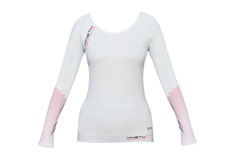 Kinetik Compression Long Sleeve Top - Women's