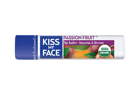 Kiss My Face Organic Passion Fruit Lip Balm