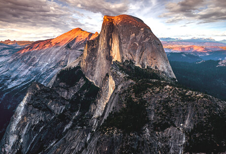 4-Day Yosemite Half Dome Backpacking