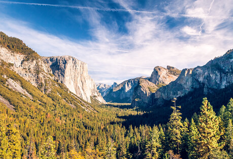 5-Day Yosemite Classic Camping & Hiking