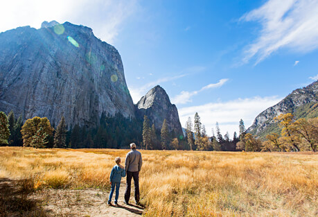 5-Day Yosemite Family Adventure