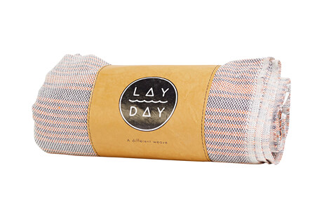 Layday Charter Travel Towel