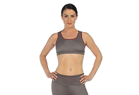 Life Fitness Reversible Bra Top - Womens