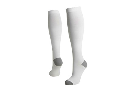 Lily Trotters Totally Solid Compression Socks