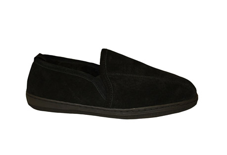LAMO Suede Slippers - Mens