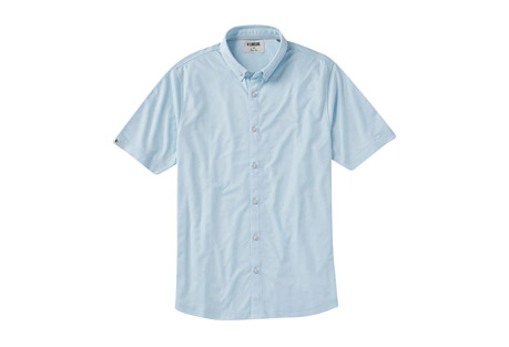 LinkSoul Hybrid Oxford Short-Sleeve Shirt - Men's