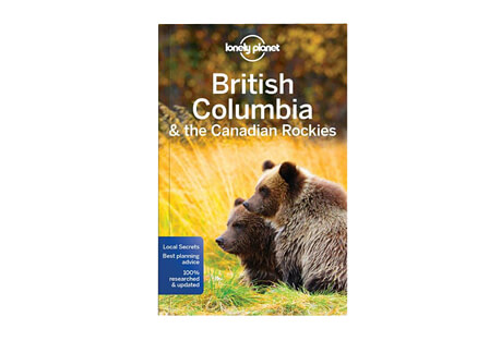 Lonely Planet British Columbia & the Canadian Rockies 7th Edition