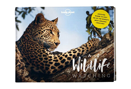 Lonely Planet's A-Z of Wildlife Watching 1st Edition