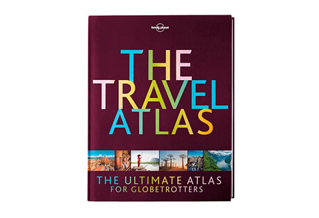 Lonely Planet The Travel Atlas 1st Edition