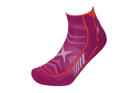 Lorpen T3 Padded Trail Running Ultra Light Sock - Women's
