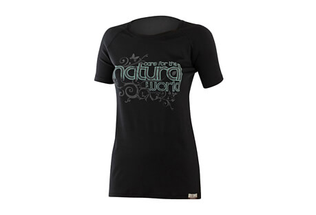 Lasting Natural 160 Short Sleeve T-Shirt - Women's