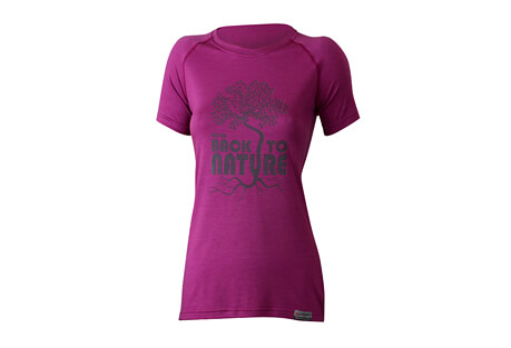 Lasting BACK Merino T-Shirt - Women's