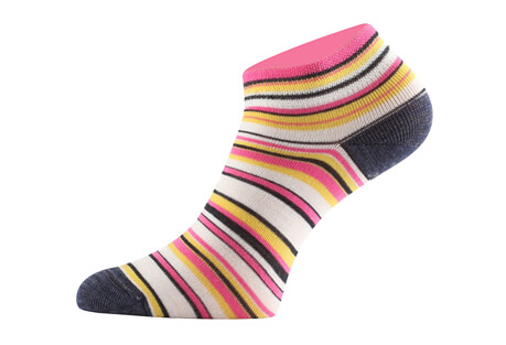 Lasting DUHA Striped Socks - Women's