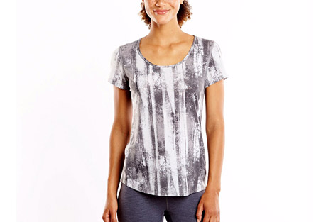 Lucy SS Workout Tee - Women's