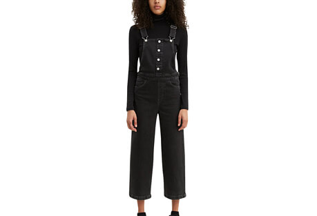 Levi's Mile High Wide Leg Overall - Women's