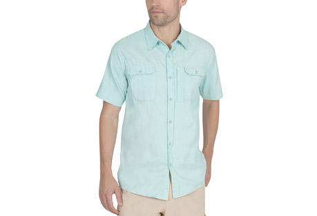 Mountain and Isles Lake Adventure Performance Shirt - Men's