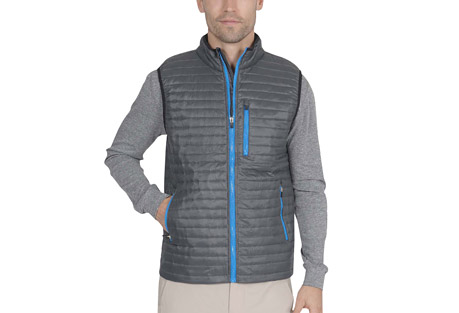 Mountain and Isles Packable Quilted Vest - Men's