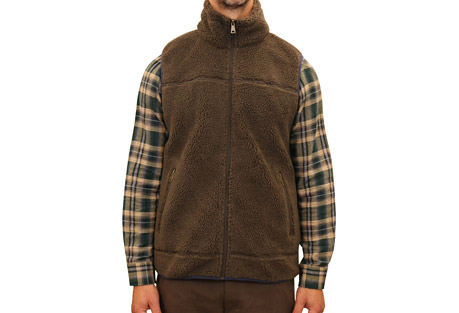 Mountain and Isles Grizzly Sherpa Vest - Men's